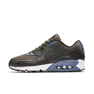 "Nike Air Max 90 Premium ""Wool Retro Sequoia Pack"" productafbeelding"