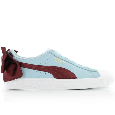 Puma Basket Bow New Sch Womens productafbeelding
