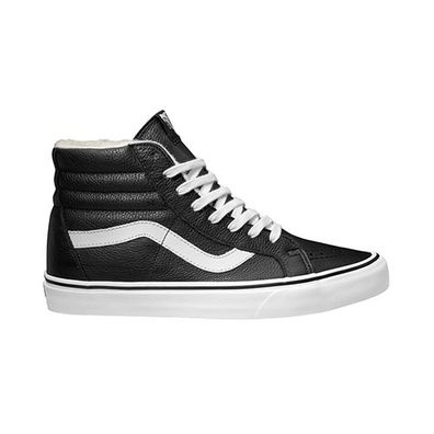 Vans Sk8-Hi Mid Reissue (Leather/Fleece) productafbeelding