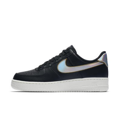Nike WMNS Air Force 1 '07 Metallic 'Black' productafbeelding