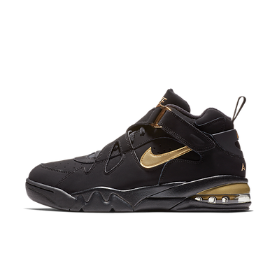 Nike Air Force Max CB (Black / Metallic Gold) productafbeelding