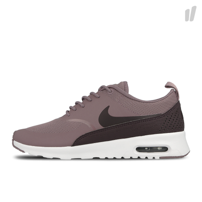 Nike Wmns Air Max Thea (Taupe Grey / Port Wine - White) productafbeelding