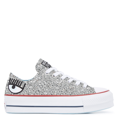 Converse x Chiara Chuck Taylor All Star Lift Low Top productafbeelding