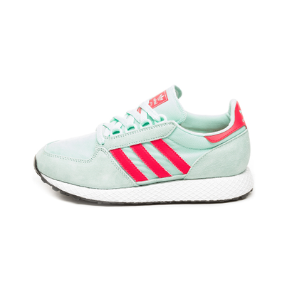 adidas Forest Grove W (Clear Mint / Active Pink / Chalk White) productafbeelding