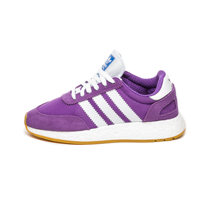 adidas I-5923 W (Active Purple / Ftwr White / Gum) productafbeelding