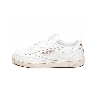 Reebok Club C 85 (Chalk / Rose Gold / Paper White) productafbeelding