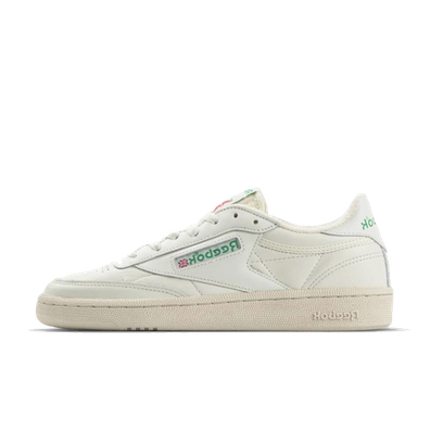 Reebok Club C 1985 TV (Chalk / Paper White / Glen Green) productafbeelding