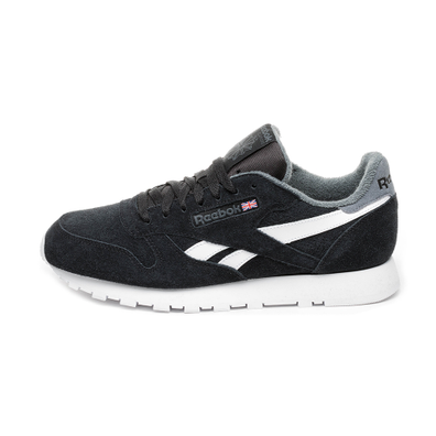 Reebok Classic Leather MU (Black / True Grey) productafbeelding