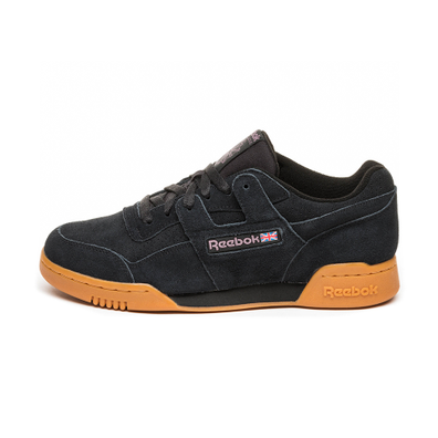 Reebok Workout Plus MU (Black / Noble Orchid / Gum) productafbeelding