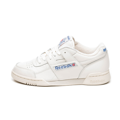 Reebok Workout Plus 1987 TV (Chalk / Paper White / Royal) productafbeelding