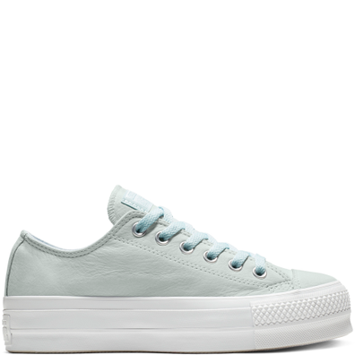 01e4c80d4c4 Converse Chuck Taylor All Star Clean Lift Low Top