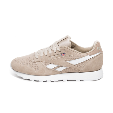 Reebok Classic Leather MU (Light Sand / Sand Beige) productafbeelding