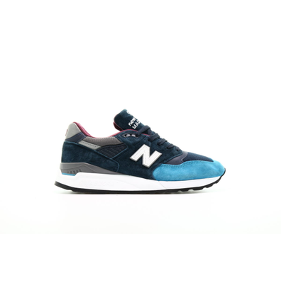 "New Balance M 998 D ""Blue"" productafbeelding"