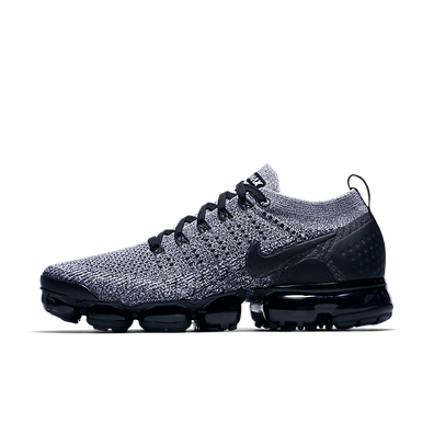 Nike Air Vapormax Flyknit 2 (White / Black - Black) productafbeelding