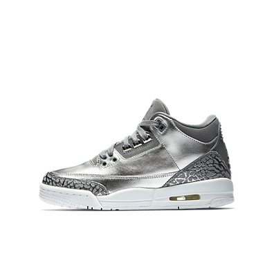 Air Jordan III GS Chrome productafbeelding