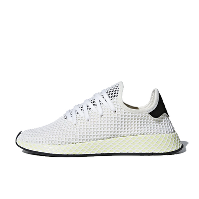 adidas Deerup 'White/Yellow' productafbeelding