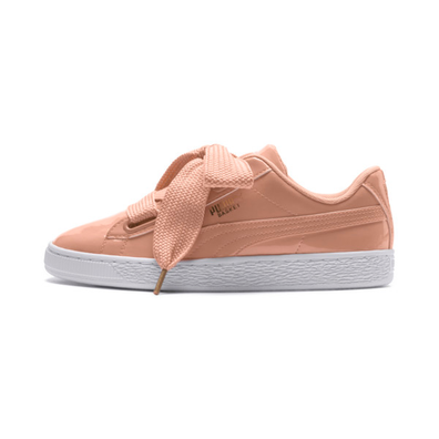 Puma Basket Heart Patent Womens Sneakers productafbeelding