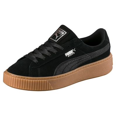 Puma Suede Platform Animal Womens Trainers productafbeelding