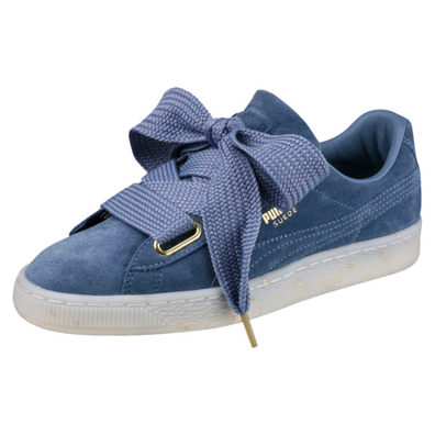Puma Suede Heart Celebrate Womens Trainers productafbeelding