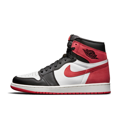 "Air Jordan 1 Retro High OG ""Track Red"" productafbeelding"