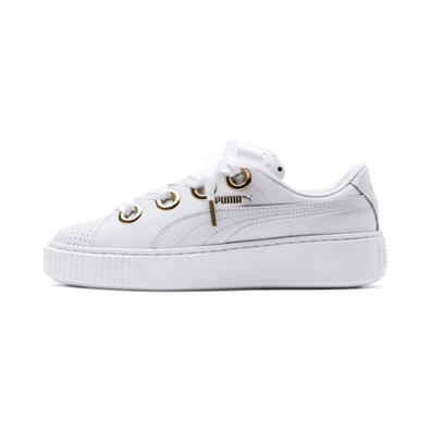Puma Platform Kiss Ath Lux Womens Trainers productafbeelding
