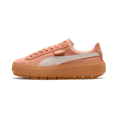 Puma Platform Trace Corduroy Women%e2%80%99S Sneakers productafbeelding