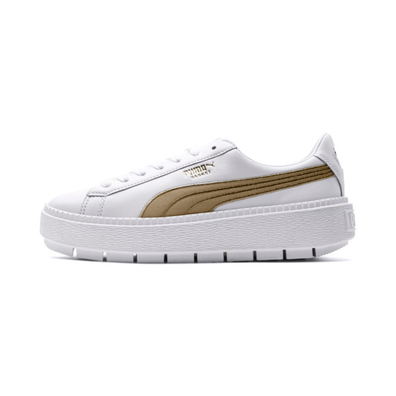 Puma Platform Trace Varsity Womens Trainers productafbeelding