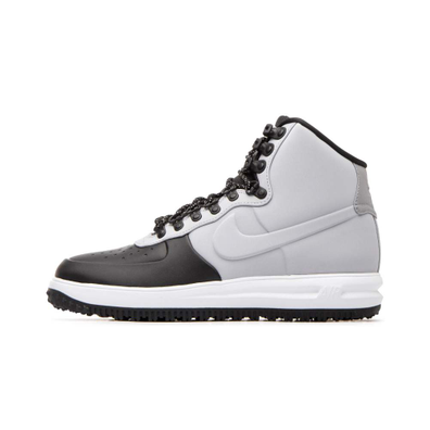 Nike Lunar Force 1 Duckboot '18 - Black Grey productafbeelding
