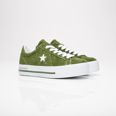 Converse One Star Platform x Mademe productafbeelding
