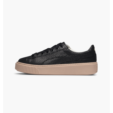 Puma Basket Platform Lux Womens productafbeelding