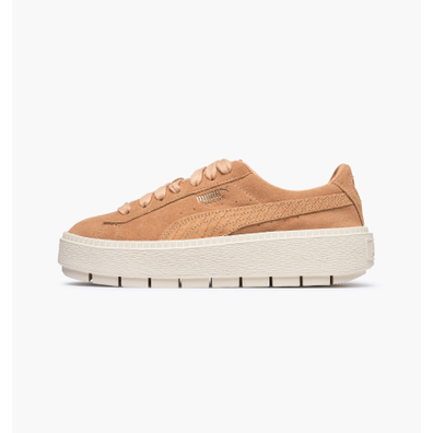 Puma Suede Platform Trace Animal Wmns productafbeelding