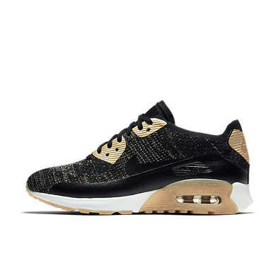 Nike Wmns Air Max 90 Ultra 2.0 Flyknit Metallic productafbeelding
