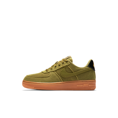Nike Air Force 1 LV8 Style Kleuterschoen - Olive productafbeelding