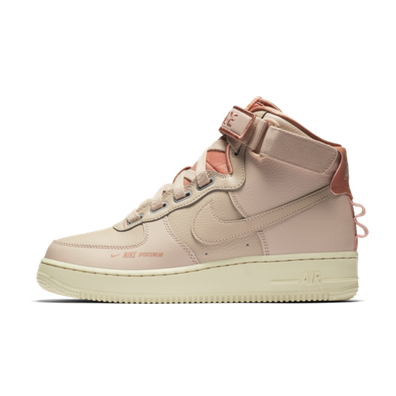 Nike Air Force 1 Utility 'Particle Beige' productafbeelding