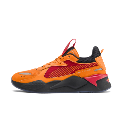 Hot Wheels X Puma RS-X 'Vibrant Orange' productafbeelding