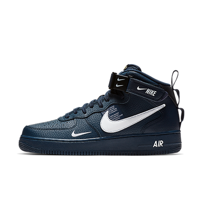 Nike Air Force 1 Mid '07 LV8 Utility - Obsidian productafbeelding