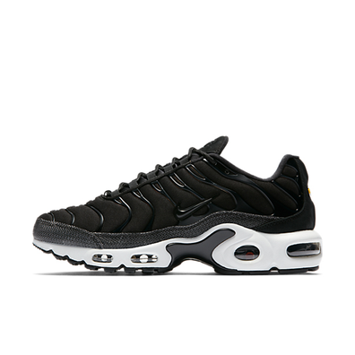 Nike Tn Air Max Plus Black White productafbeelding