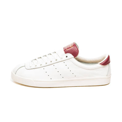 adidas Lacombe (Cloud White / Collegiate Burgundy / Clear White) productafbeelding