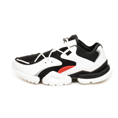 Reebok Run_R 96 (Black / Chalk / True Grey / Carotene) productafbeelding
