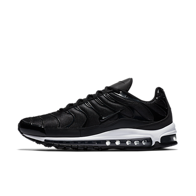 Nike Air Max 97 Plus Black White productafbeelding