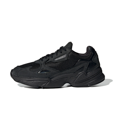adidas Falcon Womens - All-Black productafbeelding