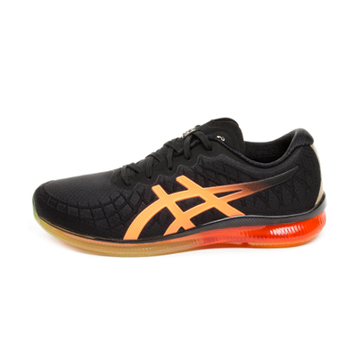 Asics Gel-Quantum Infinity (Black / Shocking Orange) productafbeelding