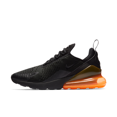 Nike Air Max 270 'Black Tonal Orange' productafbeelding