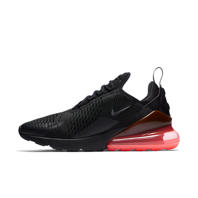 "Nike Air Max 270 ""Black Hot Punch"" productafbeelding"