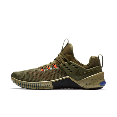 Nike Free x Metcon Gym/Cross Trainingsschuh - Olive productafbeelding