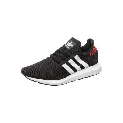 Adidas Swift Run Black Grey Neo productafbeelding