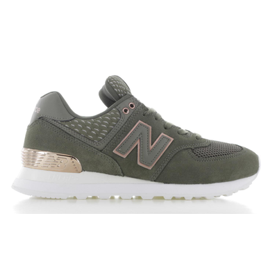 New Balance Wmn WL 574 FSD Olive productafbeelding