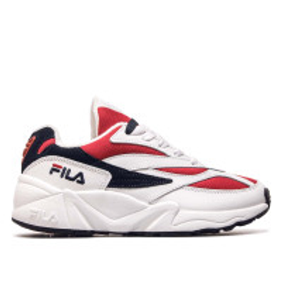 Fila Wmn Venom Low White Navy Red productafbeelding