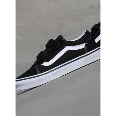 Old skool V O.G Black/white PS  productafbeelding
