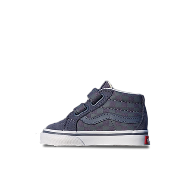 Sk8-mid reissue checker blue TS productafbeelding